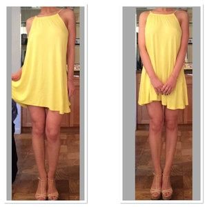 Boohoo Shift Mini Dress